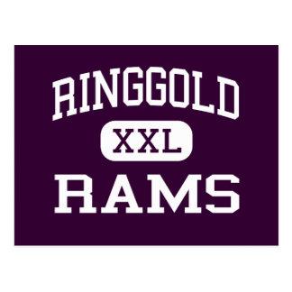 Ringgold - Rams - High - Monongahela Pennsylvania Post Cards