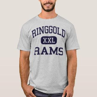 Ringgold - Rams - High - Monongahela Pennsylvania T-Shirt