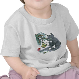 Ringing the Bell by Kitty Sam T Shirt