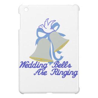 Ringing Wedding Bells iPad Mini Cases