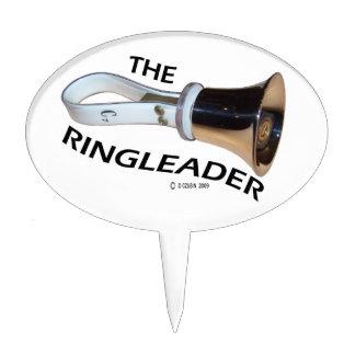 Ringleader Cake Topper
