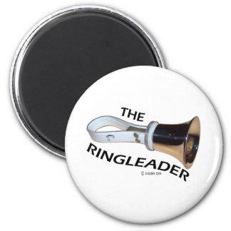 Ringleader Refrigerator Magnet