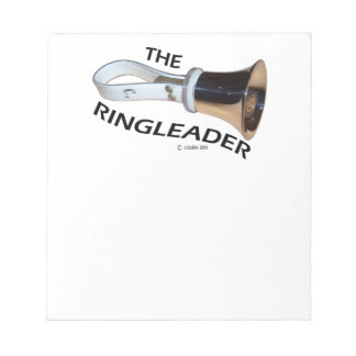 Ringleader Note Pad