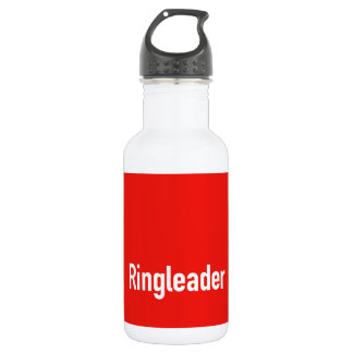 'Ringleader' water bottle