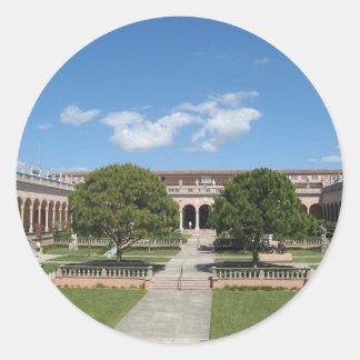 Ringling Art Museum Sticker