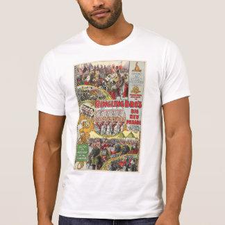 Ringling Bros Circus - Circa 1899 T-Shirt