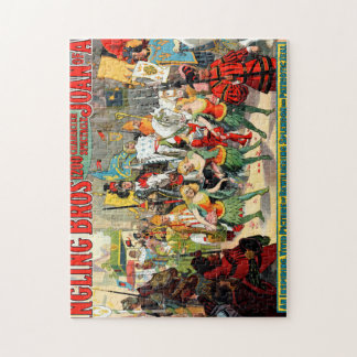 Ringling Bros: Joan of Arc Jigsaw Puzzle