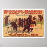 Ringling Bros. La maravilla lleva los años 20 del  Impresiones