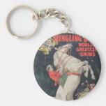 Ringling Bros. / Madam Ada Castello Keychains