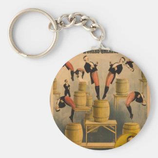 Ringling Bros. / Raschetta Bros. Keychain