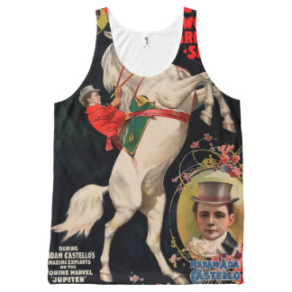Ringling Bros. World's Greatest Shows All-Over-Print Tank Top