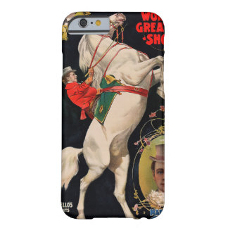 Ringling Bros. World's Greatest Shows Barely There iPhone 6 Case