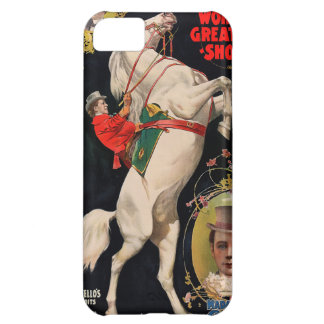 Ringling Bros. World's Greatest Shows iPhone 5C Covers