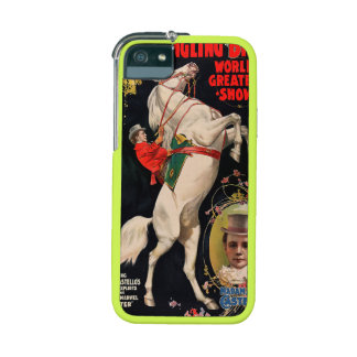 Ringling Bros. World's Greatest Shows iPhone 5/5S Covers
