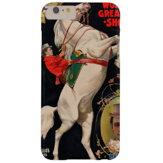 Ringling Bros. World's Greatest Shows Barely There iPhone 6 Plus Case