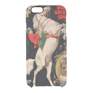 Ringling Bros. World's Greatest Shows Clear iPhone 6/6S Case