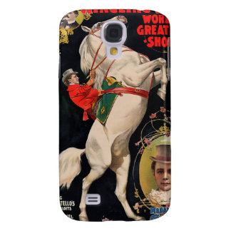 Ringling Bros. World's Greatest Shows Galaxy S4 Case