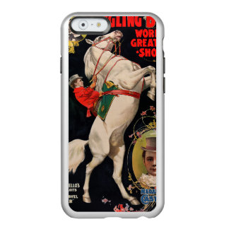 Ringling Bros. World's Greatest Shows Incipio Feather Shine iPhone 6 Case