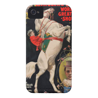 Ringling Bros. World's Greatest Shows iPhone 4 Case-Mate Case