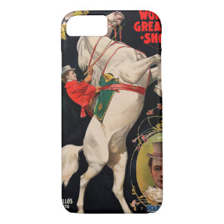 Ringling Bros. World's Greatest Shows iPhone 8/7 Case