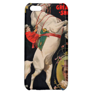 Ringling Bros. World's Greatest Shows iPhone 5C Case