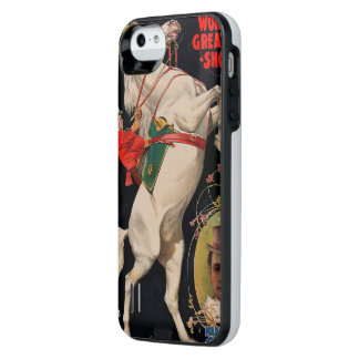 Ringling Bros. World's Greatest Shows iPhone SE/5/5s Battery Case