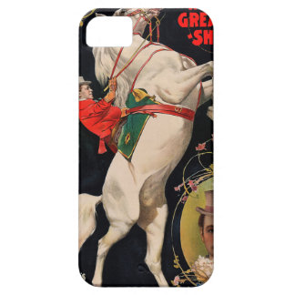 Ringling Bros. World's Greatest Shows iPhone SE/5/5s Case