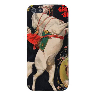 Ringling Bros. World's Greatest Shows iPhone SE/5/5s Cover