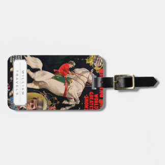 Ringling Bros. World's Greatest Shows Luggage Tag