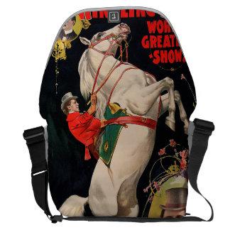 Ringling Bros. World's Greatest Shows Messenger Bag