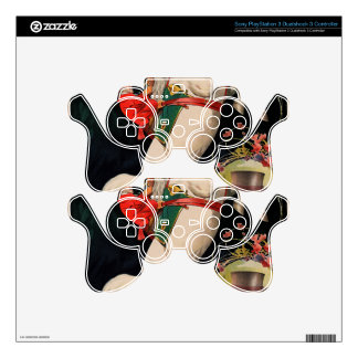 Ringling Bros. World's Greatest Shows PS3 Controller Decal