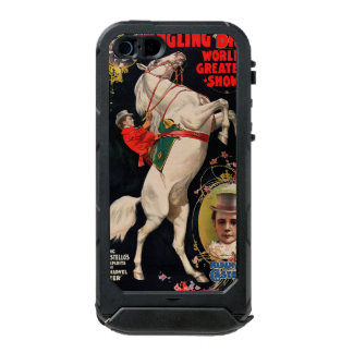 Ringling Bros. World's Greatest Shows Waterproof iPhone SE/5/5s Case