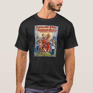 Ringling Brothers & Barnum & Bailey Vintage Clown T-Shirt