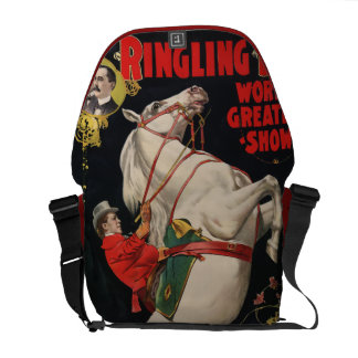 Ringling Brothers Horses Commuter Bags