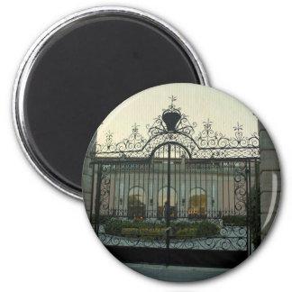 Ringling Gate Magnet