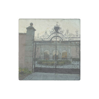 Ringling Gate Stone Magnet