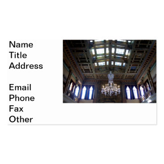 Ringling Mansion Double-Sided Standard Business Cards (Pack Of 100)