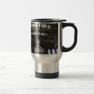 Ringling Mansion 15 Oz Stainless Steel Travel Mug
