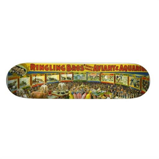 Ringling_poster_1898_edited Skate Decks