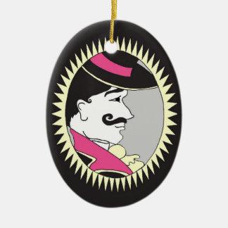 Ringmaster Circus Christmas Ornament