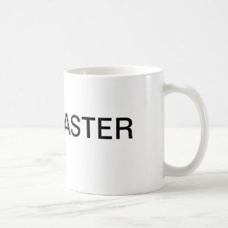 RINGMASTER cup Classic White Coffee Mug