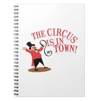 Ringmaster Town Notebook