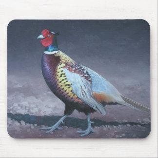 Ringneck pheasant mouse pad