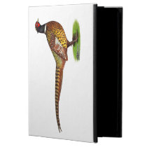 Ringneck Pheasant Rooster Cover For iPad Air