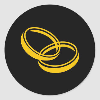 Rings - A Token of Love Stickers