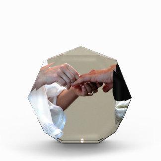 Rings Acrylic Award
