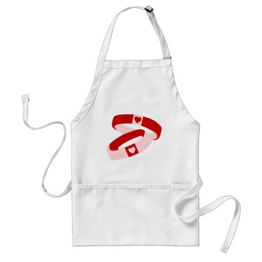 Rings Adult Apron