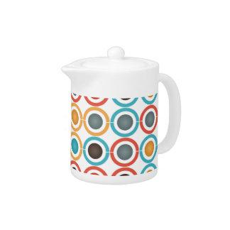 Rings and balls teapot