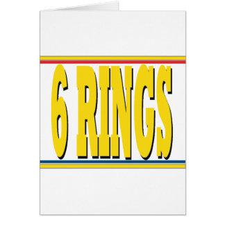 Rings Card