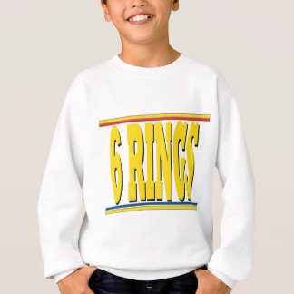 Rings Kids' Sweatshirt